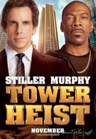 Tower Heist (2011) DVDRip NL subs DutchReleaseTeam
