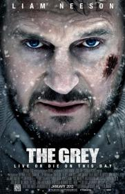 The Grey 2012 DVDSCR - DTRG - KvCD by DevilsSpawn (TLS Release)