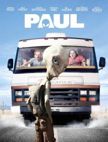 Paul (2011) Extended Cut HQ AC3 DD5 1 (Externe Eng Ned Subs)TBS
