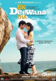 Ek Deewana Tha (2012) Hindi Scamrip 1CD  Xvid