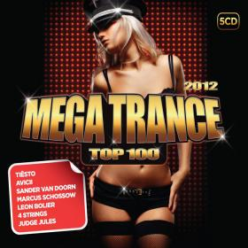 VA - Mega Trance Top 100 2012 (5CD) 2012-wAx