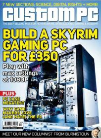Custom PC - Build a Skyrim Gaming PC for 350 Bucks (April 2012)