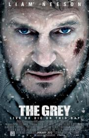 The Grey 2012 720p RC BDRiP XViD-LEGi0N