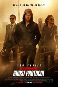 Mission Impossible 4 Ghost Protocol (2011) DVDRip XviD-MAXSPEED
