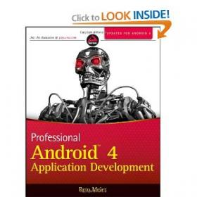Professional Android 4 Application Development  (ePub + mobi)