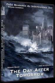The Day After Tomorrow 2004 BluRay 720p DTS x264-3Li