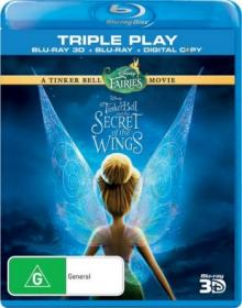 Secret of the Wings 2012 BRRip XViD-sC0rp