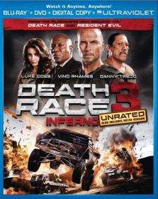 Death Race 3 Inferno 2013 UNRATED 1080p BluRay DTS x264-PublicHD