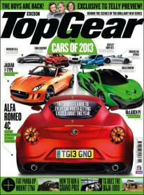 BBC Top Gear Magazine UK - The Complete Guide to Every Car Worth Getting Excited About This Year (January 2013 (HQ PDF))