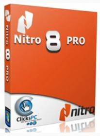 Nitro Pro Enterprise v8 5 0 26 (32bit) with Key