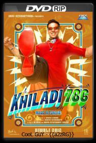 Khiladi 786 (2012) DVDRip x264 AAC -- }