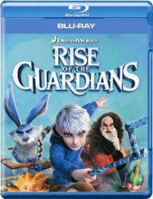 Rise of the Guardians (2012) 1080p x264 BluRay HQ Eng NL Subs