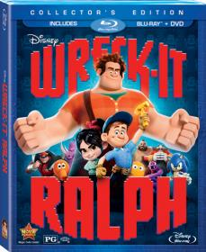 Wreck It Ralph 2012 1080p BluRay x264 2Audio - alrmothe