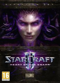 StarCraft II Heart of the Swarm Proper