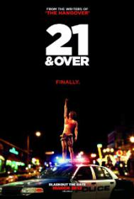 21 and Over (2013) HDRip2DVD NTSC DD5 1 NL Subs