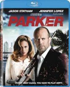 Parker (2013) 1080p BluRay AC3+DTS HQ Eng Spa NL Subs