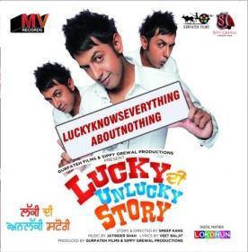 Lucky Di Unlucky Story 2013  720p DvDScr JaGatJeetSanDhu