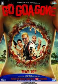 Go Goa Gone 2013 Hindi Movies DVDScr Best Quality Sample Included ~ rDX