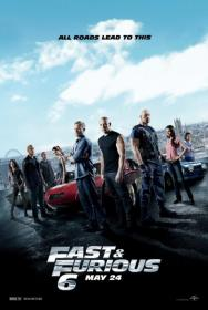 Fast And Furious 6 2013 720p CAM x264-TheCod3r