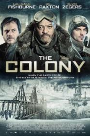 The Colony 2013 DVDRip XviD-ViP3R