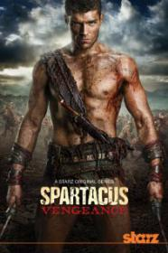 Spartacus War of the Damned - Season 3 BRRip XvidHD 720p-NPW