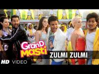 Zulmi Zulmi Video - Grand Masti 2013 - 720p HD