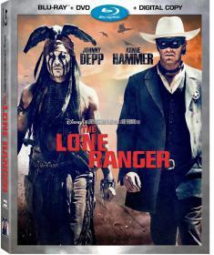 The Lone Ranger 2013 720p BRRip x264 AC3-JYK