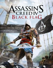 Assassin's Creed IV Black Flag Gold Edition-SKIDROWCRACK
