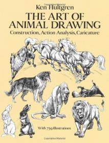 The Art of Drawing - 20 Ways to Draw a Dress, Tulip, Cat and 44 Other Fa ...