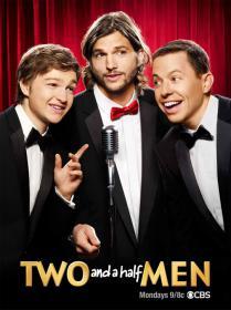 Two and a Half Men S11E17 HDTV x264
