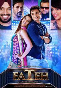 Fateh (2014) - 1CD - WEBHDRip - x264 - Punjabi Movie - Download - Jalsatime