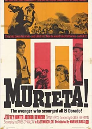 Murieta [1965] Jeffrey Hunter western