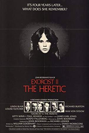 Exorcist II The Heretic 1977 1080p