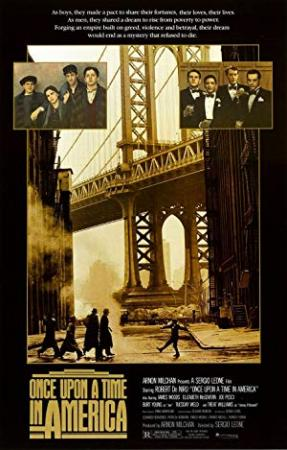 Once Upon a Time in America 1984 EXTENDED 1080p BluRay x265-RARBG