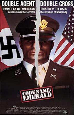 Code Name Emerald [1985 - USA] WWII action