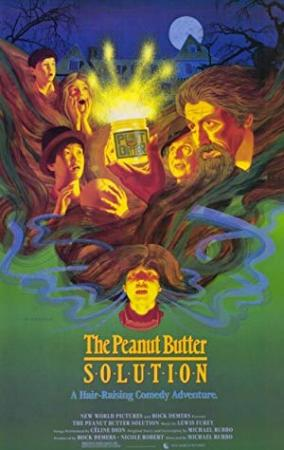 The Peanut Butter Solution 1985 EXTENDED BRRip XviD MP3-XVID