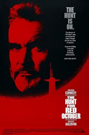 The Hunt for Red October (1990) REMASTERED 1080p BluRay x264 [Dual Audio] [Hindi DD2.0 + English DD 5.1] ESubs