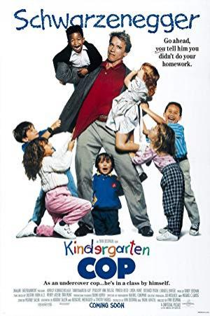 Kindergarten Cop 1990 1080p BluRay x265-RARBG