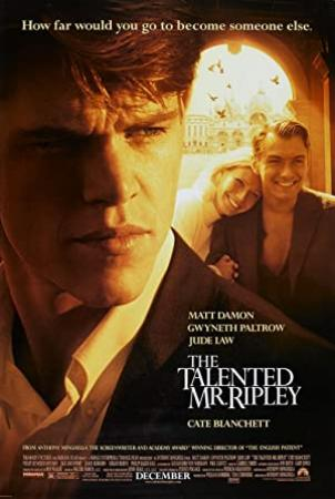 The Talented Mr Ripley 1999 BDMux ITA ENG 10bit 1080p x265 Paso77