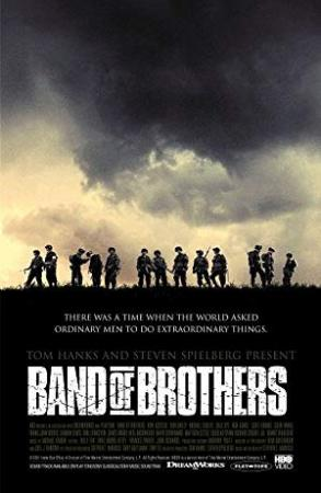 Band of Brothers S01 2001 BR EAC3 VFF 720p x265 10Bits T0M
