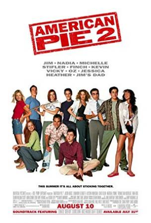 American Pie 2 2001 UNRATED 1080p BluRay x265-RARBG