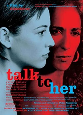 Talk to Her 2002 SPANISH 1080p BluRay x264 DTS-FGT