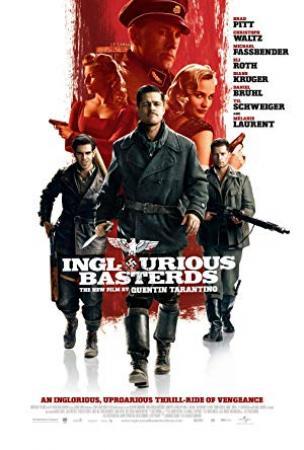 Inglourious Basterds 2009 1080p BluRay x265-RARBG