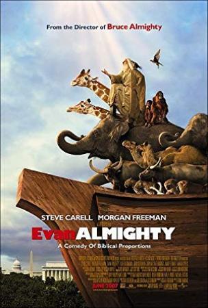 Evan Almighty 2007 1080p BluRay x265-RARBG