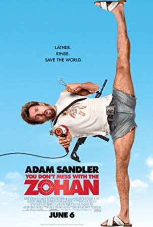 You Don't Mess With the Zohan 2008 x264 720p Esub BluRay Dual Audio English Hindi Sadeemrdp GOPI SAHI