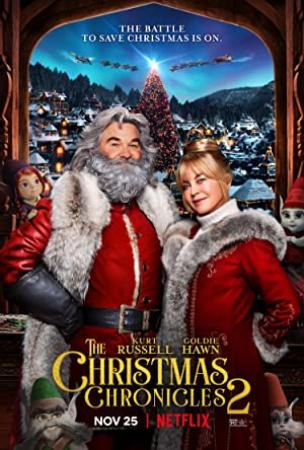 The Christmas Chronicles 2 2020 WebRip 720p Hindi English AAC 5.1 x264 ESub - mkvCinemas [Telly]