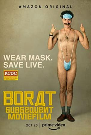 Borat Subsequent Moviefilm 2020 1080p AMZN WEB DDP5.1 x264 KVK