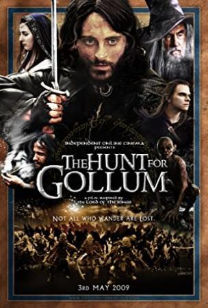 The Hunt for Gollum 2009 SWESUB DVDRip XviD Mr_KeFF