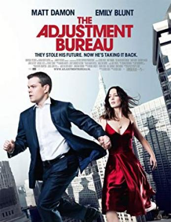 The Adjustment Bureau 2011 1080p BluRay x265-RARBG