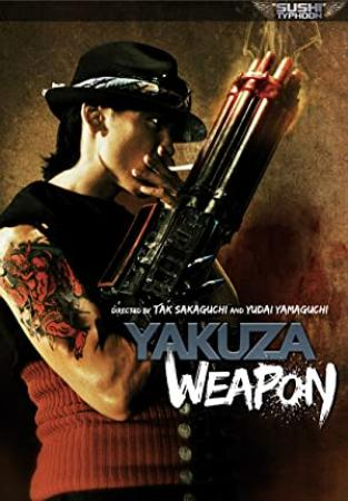 Yakuza Weapon 2011 JAPANESE 1080p BluRay H264 AAC-VXT